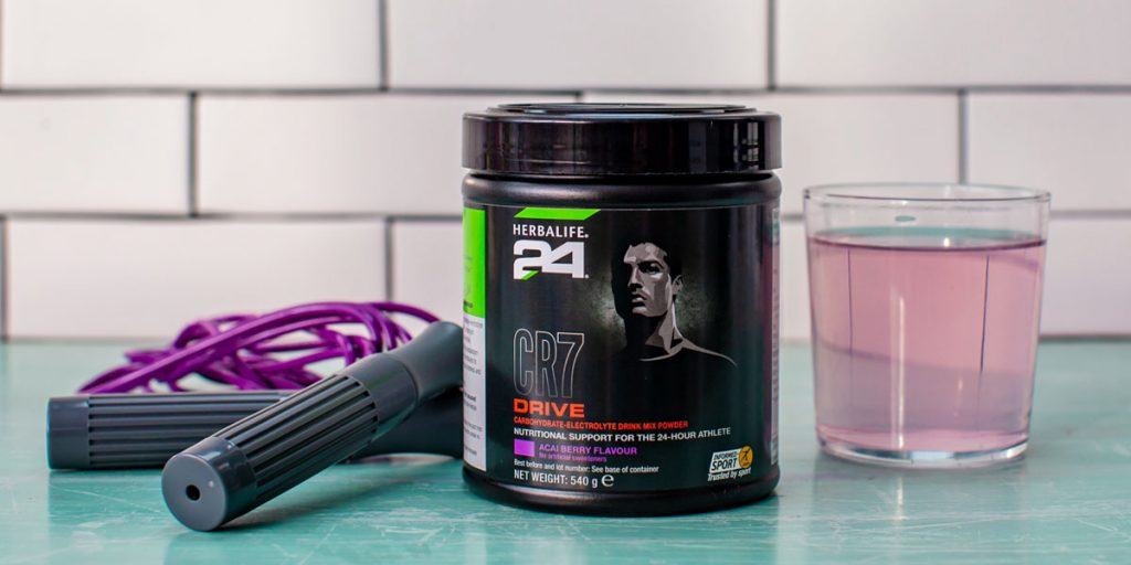 herbalife 24 C R 7 drive - stay hydrated during your workout